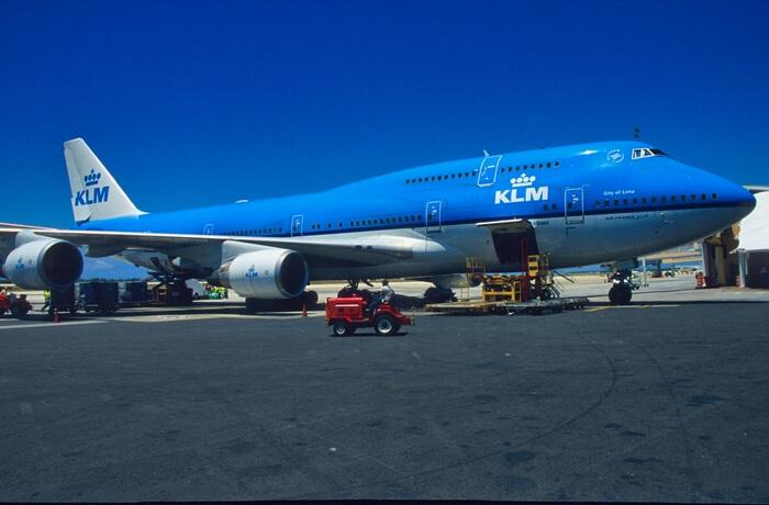 Curacao_Allgemein_Flughafen_KLM