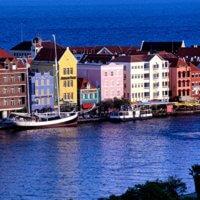 Curacao_Willemstad_UNESCO_Häuserfront(1)