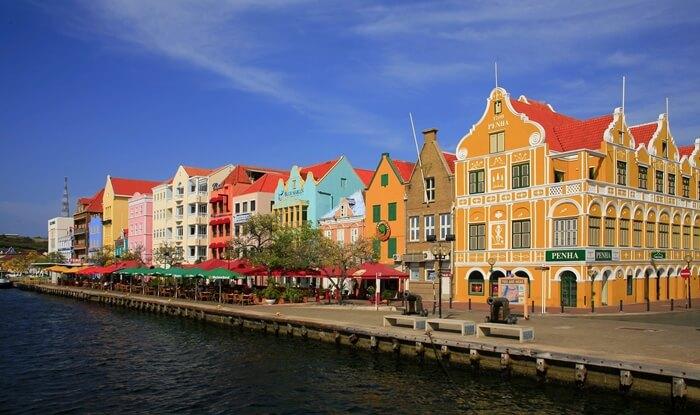 Curacao_Handelskade