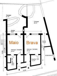 Apartment Brava